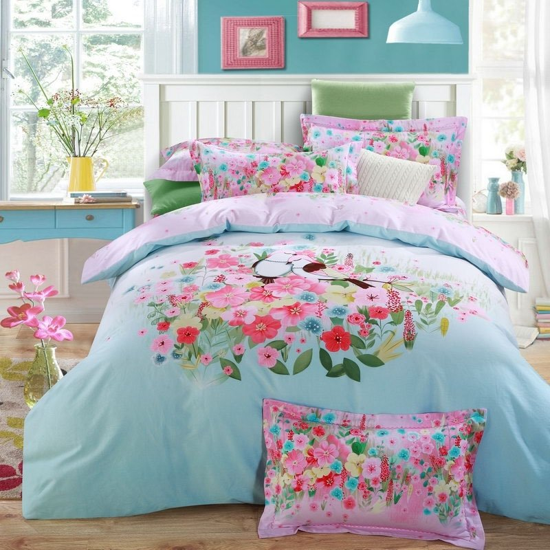 Asian bedding style